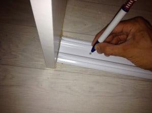 Comment Installer Des Portes De Placard Coulissantes - Installer portes placard coulissantes